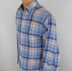 Vineyard Vines Classic Fit Tucker Shirt.  S
